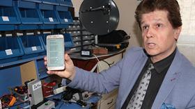Mucit mühendis, deprem olmadan tespit eden cihaz icat ettiğini iddia etti