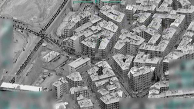 Milli İHA'larımız depremden sadece 25 dakika sonra görüntü aktardı