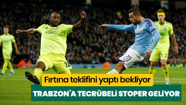 Trabzonspor tecrübeli stoper Theophile-Catherine'yi gündemine aldı