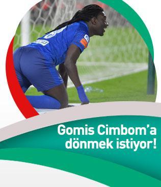 Bafetimbi Gomis'in Galatasaray hayali bitmek bilmiyor