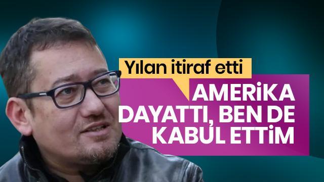 Oda TV yazarı Serdar Akinan itiraf etti: Bana bir kurallar çerçevesi dayattılar