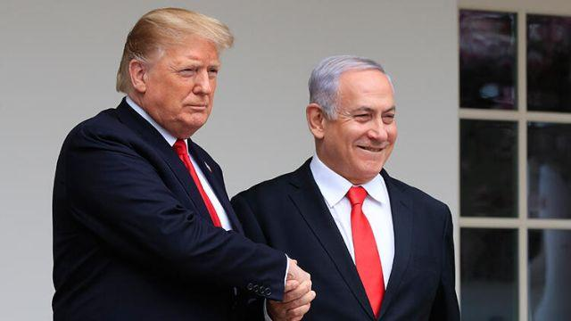 Terör devleti İsrail ve ABD skandalı duyurdu: Kudüs İsrail'in olacak