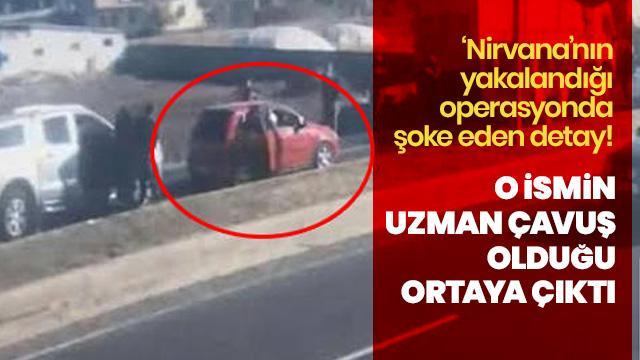 PKK'lı teröristin yakalandığı operasyonda şoke eden detay!