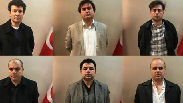 MİT tarafından yakalanarak Kosova'dan Türkiye'ye getirilen Hasan Hüseyin Günakan hakkında karar!