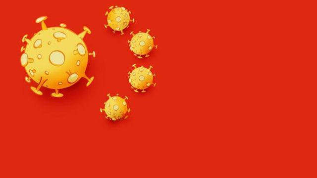 Danimarka gazetesi Çin bayrağını koronavirüs sembolüyle çizince kriz çıktı! Hükümet çok öfkeli