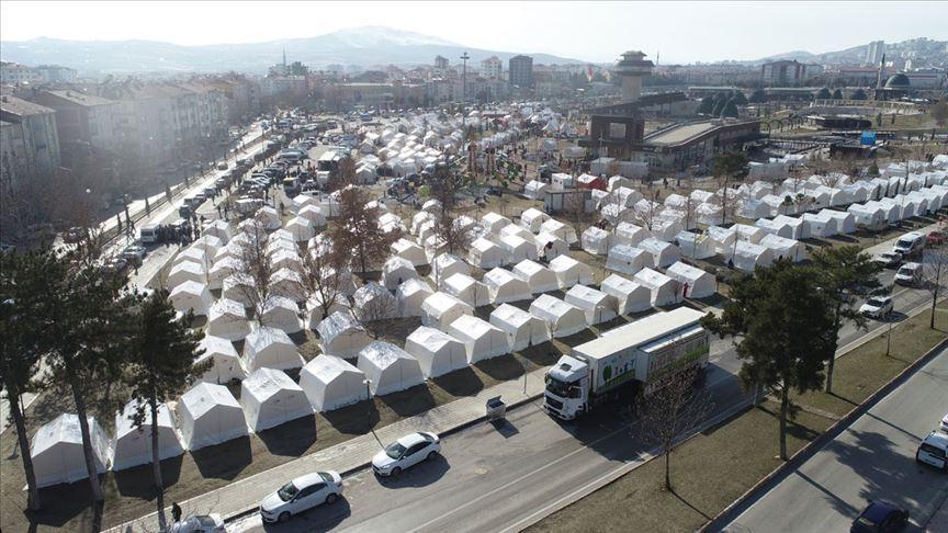 Depremin travmasını atlatmak için 450 personel görevlendirildi