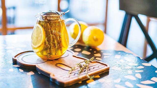 Kekik çayı iç, kendini mutlu hisset