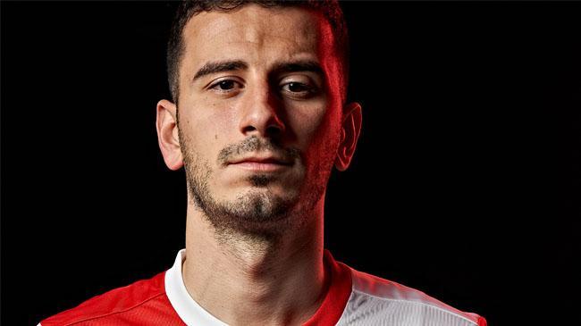 Beşiktaş, Oğuzhan'ı resmen açıkladı