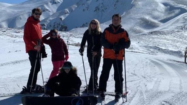 Palandöken'de kayak tatili yapan İmamoğlu'na yürek yakan tepki: Beni neden kovdun?