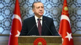 Başkan Erdoğan: (Koronavirüs salgını) Türkiye içinde şu an itibarıyla herhangi bir sıkıntı söz konusu değil. Her türlü tedbir alınarak adım atılıyor