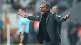 Beşiktaş, Abdullah Avcı'nın sözleşmesinin feshedildiğini TFF'ye bildirdi