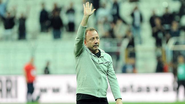 Beşiktaş'ta Sergen Yalçın heyecanı