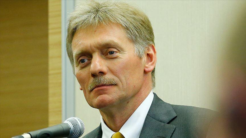 Kremlin Sözcüsü Dmitriy Peskov: ABD'nin sözde Orta Doğu barış planını 'incelemeye devam edecek'