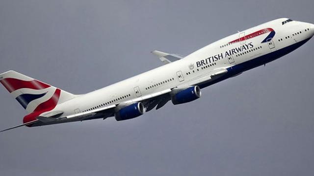 İngiliz Havayolları British Airways, Pekin ve Şangay uçuşlarını durdurdu