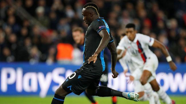 Brugge'den Galatasaray'a Diagne teklifi