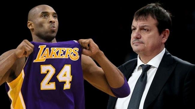 Ergin Ataman açıkladı... Kobe Bryant Beşiktaş'ın kapısından dönmüş!