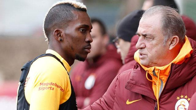 Galatasaray'a Onyekuru ve Andone'den sevindiren haber geldi