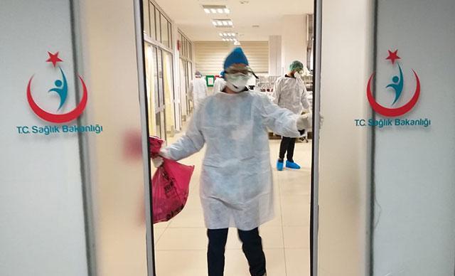 'Coronavirüs' şüphesiyle gözlem altına alınan 12 kişi taburcu edildi