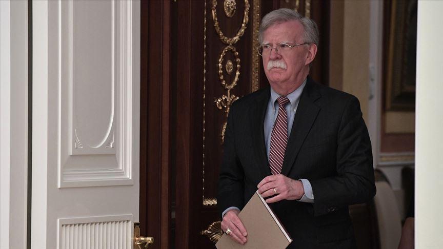 Beyaz Saray'dan Bolton'ın tartışmalı kitabına 'gizli bilgileri ifşa ediyor' uyarısı
