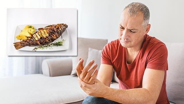 Balık romatizma ağrısını önlüyor