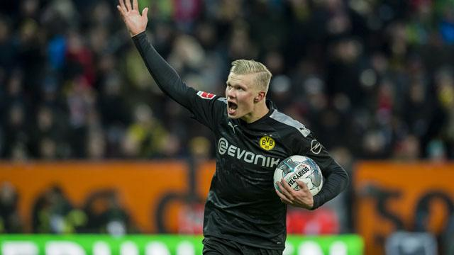 Dortmund'ın yıldızı Haaland'ın serbest kalma bedeli ortaya çıktı