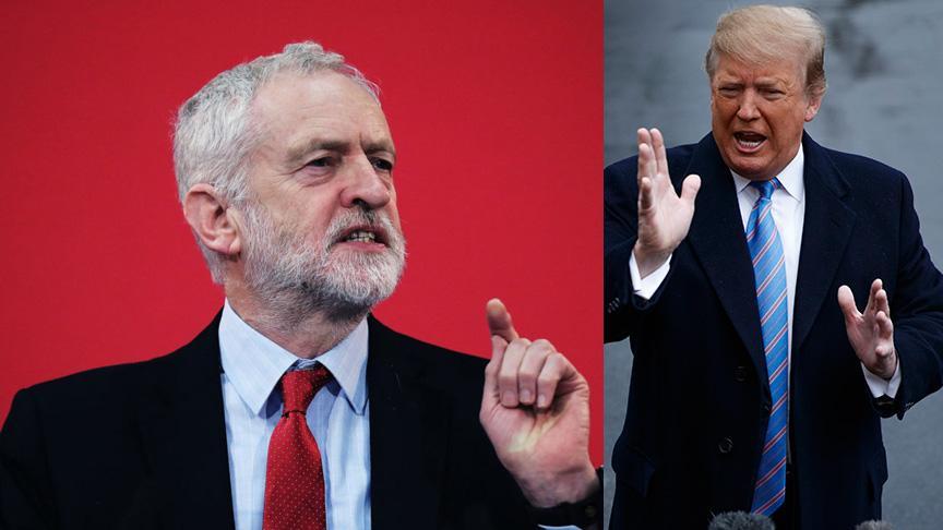 İngiliz muhalefet liderden Trump'a tepki: Bu bir rezalet