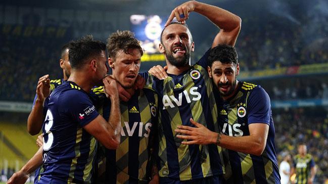 Fenerbahçe o istatistikte Avrupa'nın birçok devini solladı