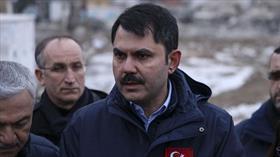 Çevre ve Şehircilik Bakanı Kurum: Elazığ'da kentsel dönüşüm sürecini başlattık