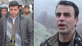 Selahattin Demirtaş'ın kardeşi Nurettin Demirtaş'tan çökme noktasındaki terör örgütü için ayaklanma ve eylem çağrısı
