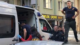 Hafta sonu izninde çarşıda gezen uzman çavuş bıçaklandı