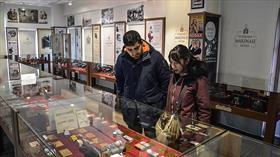 Malatya Fotoğraf Makinesi Müzesi ziyaretçilerin ilgisini çekiyor