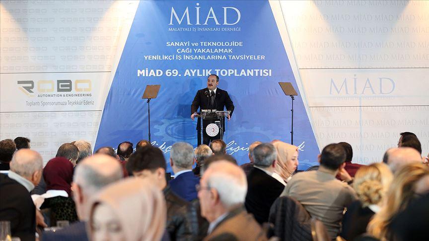 Sanayi ve Tekonolji Bakanı Varank: TÜBİTAK BİGG Programı ile 200 bin liraya kadar hibe vereceğiz
