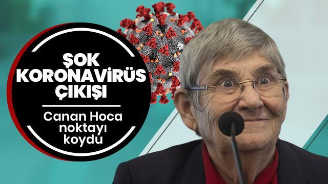 Canan Karatay yine ezber bozdu! Koronavirüs için aşı yapamazsınız