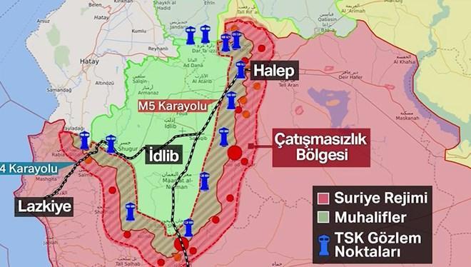 Türk ve Rus heyetleri Moskova'da İdlib'i görüştü