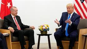 ABD'den flaş açıklama: Trump, Başkan Erdoğan'a teşekkür etti
