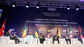 Dünya Melek Yatırım Forumu'nda Bakanlar Yuvarlak Masa Toplantısı düzenlendi