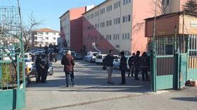 Ankara'da lisede dehşet! Okul müdürünü yaralayıp intihar etmeye kalktı