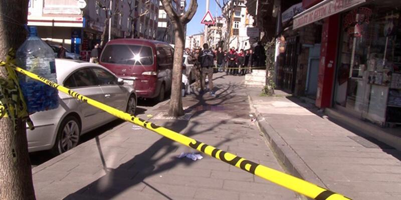 Bahçelievler'de çıkan silahlı kavgada 1'i ağır 3 kişi yaralandı