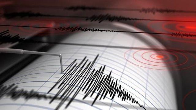 Van'ın Tuşba ilçesi iki dakika arayla depremlerle sallandı