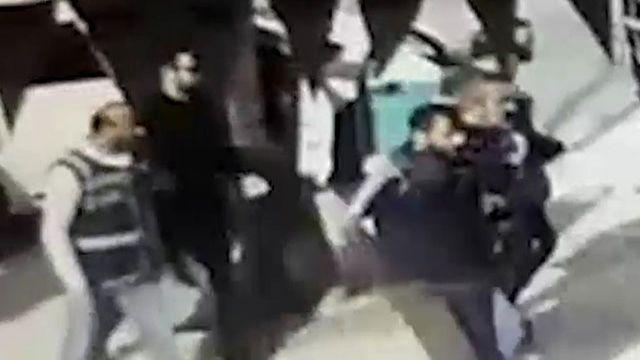 Bombalı eylem hazırlığındaki PKK'lı 2 terörist yakalandı