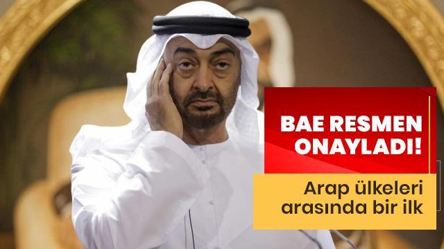 Arap dünyasında bir ilk!