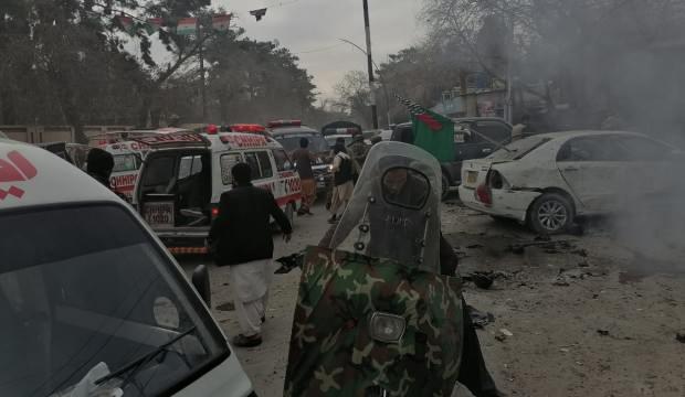 Pakistan'da korkunç saldırı! Çok sayıda ölü var