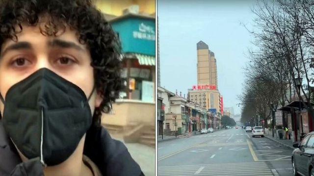 Teoman öğretmen Çin'de esir kaldı! 'Nasıl döneceğimi bilmiyorum'