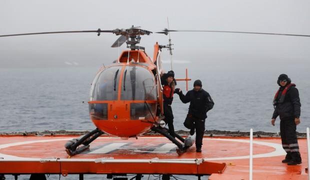 Sanayi ve Teknoloji Bakanı Mustafa Varank: Türk bilim insanları Antartika'da 15 proje yürütecek
