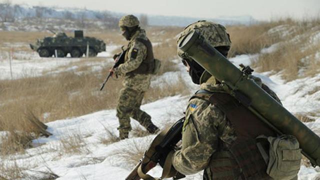 Rusya'nın Donbas'ı vurduğu iddia edildi