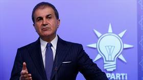 Ak Parti Sözcüsü: Darbe söylentileriyle enerjimizi başka yerlere çekmek istiyorlar