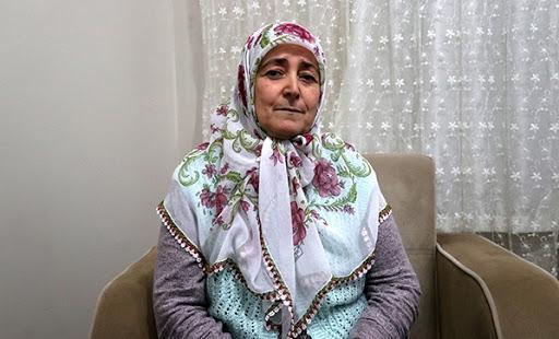 Elazığlı depremzede kadın, yardımlara ilişkin sözlerinin çarpıtıldığını söyledi