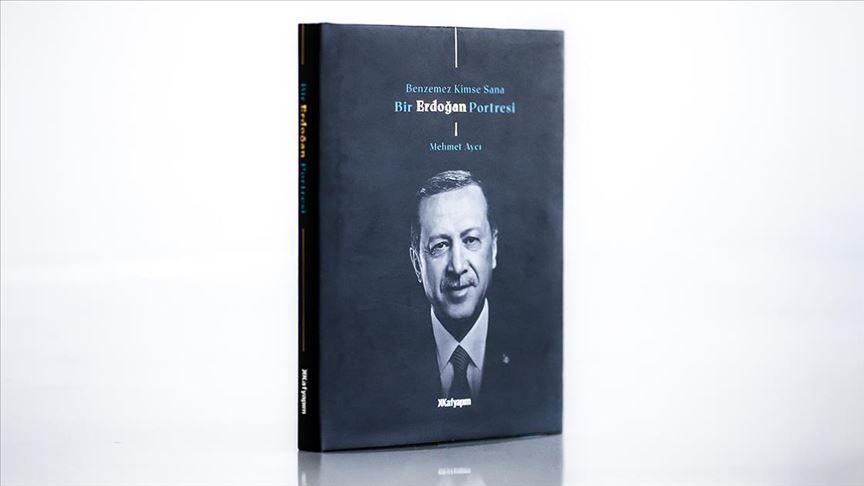 'Benzemez Kimse Sana Bir Erdoğan Portresi' 26 Şubat'ta raflarda