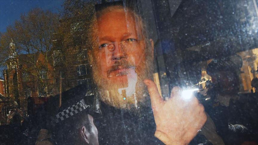 """Wikileaks Baş Editörü Hrafnsson'dan """"Assange davası siyasi"""" yorumu"""