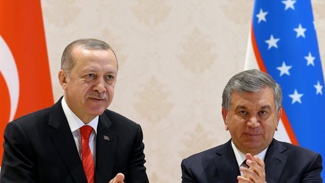 Türkiye Özbekistan'da, Rusya ve Çin'in ardından en çok şirket kuran 3.üncü ülke oldu